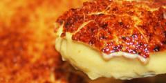 creme catalane dessert